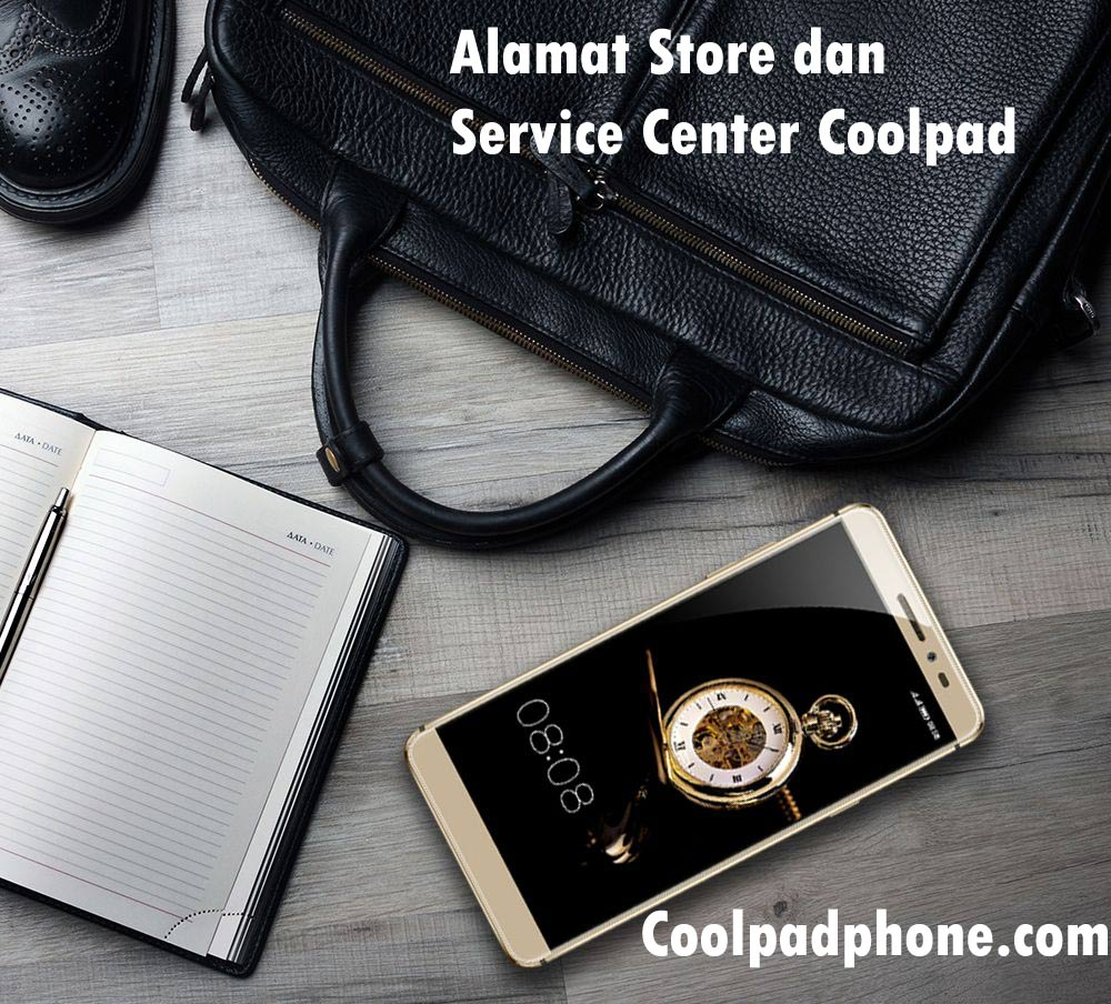 Alamat Service Center Coolpad