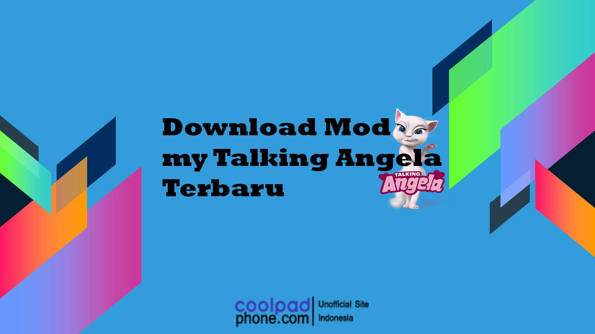 download mod my talking angela