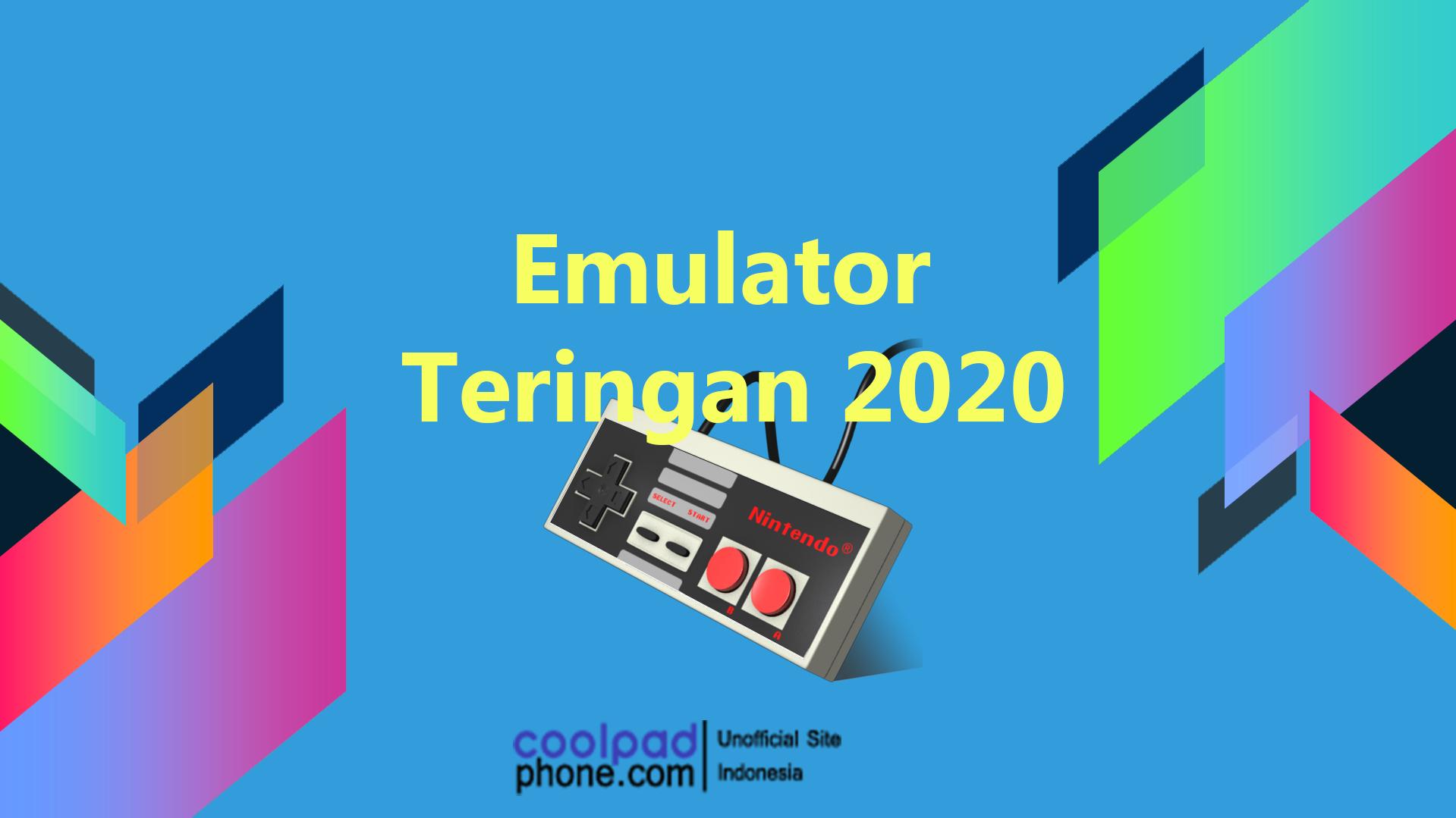 Emulator Teringan 2020