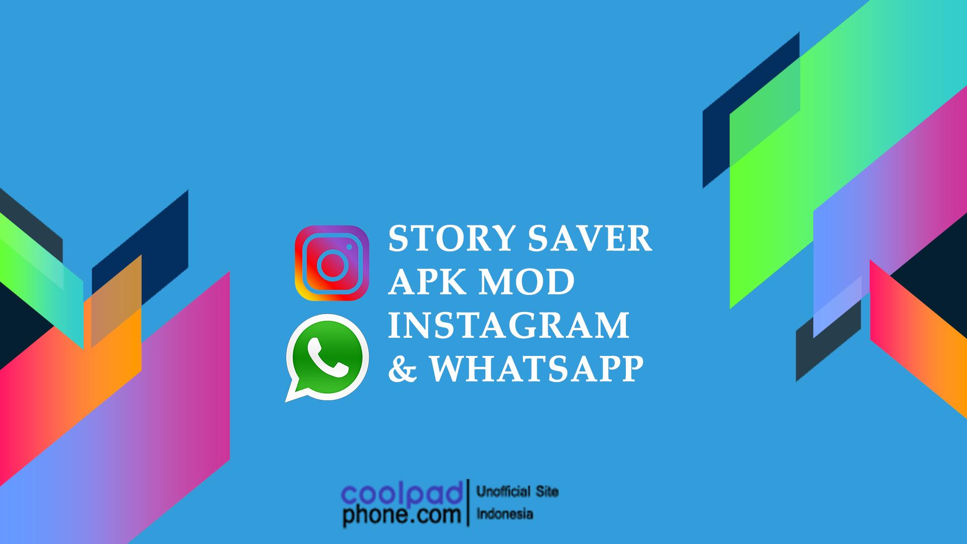 Story Saver APK MOD Instagram dan Whatsapp