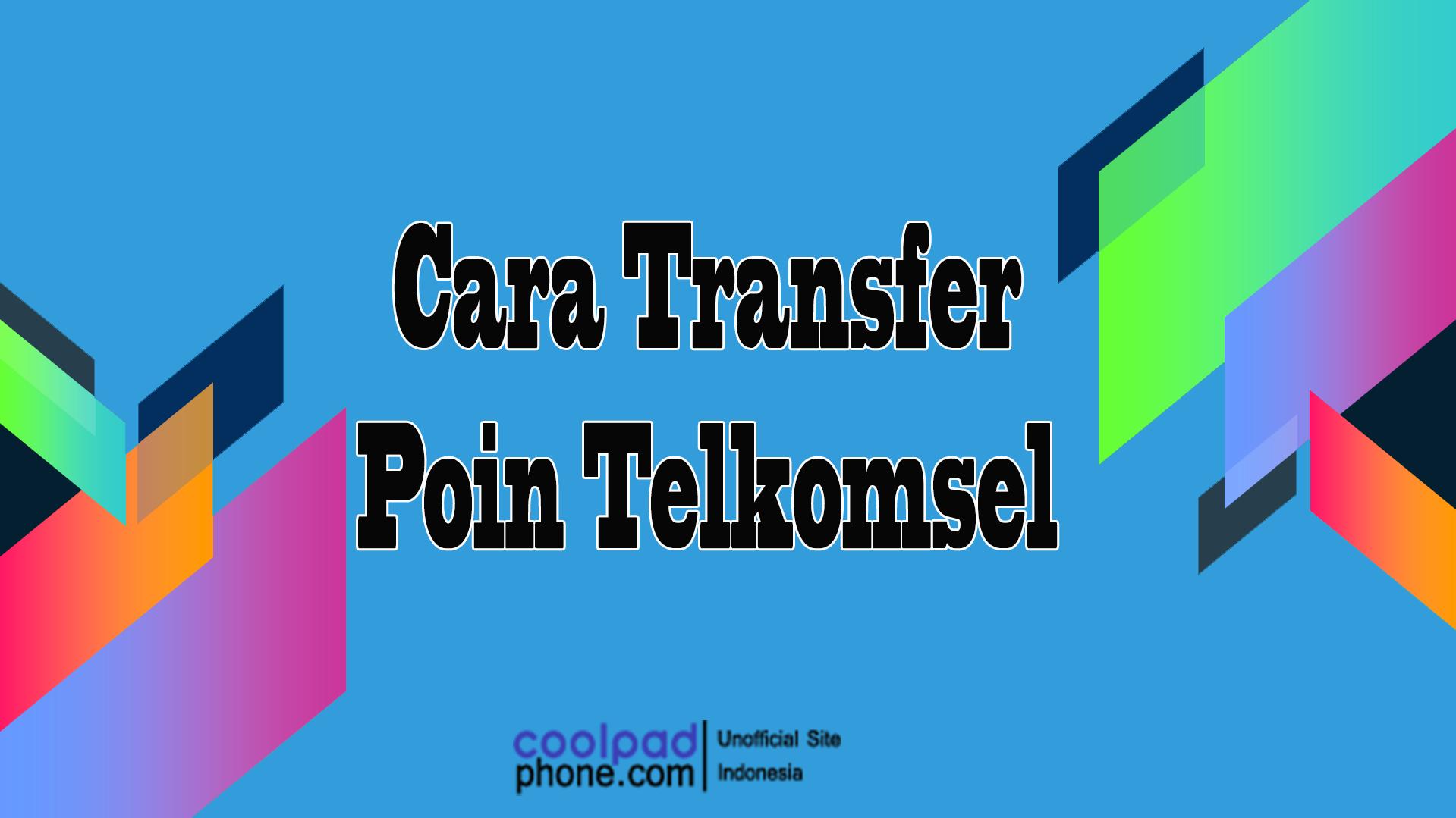 cara-transfer-poin-telkomsel