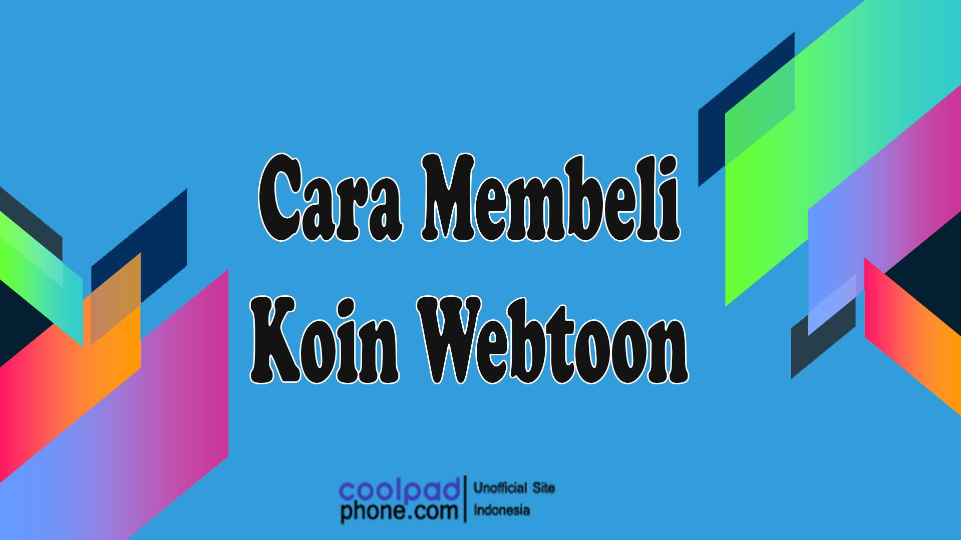 Cara-Membeli-Koin-Webtoon