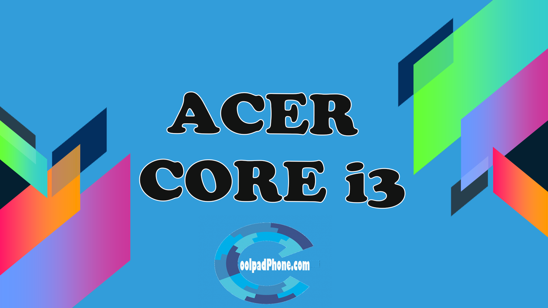 ACER-CORE-i3