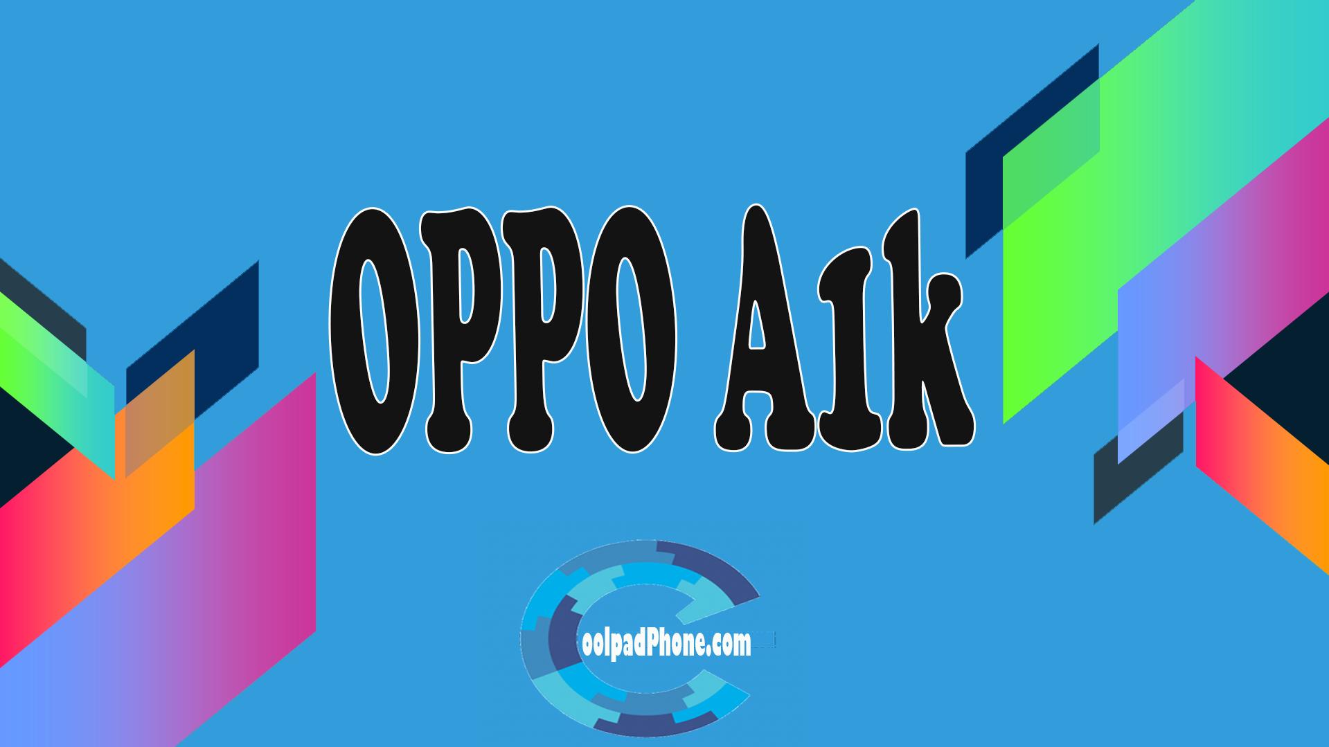 OPPO-A1k