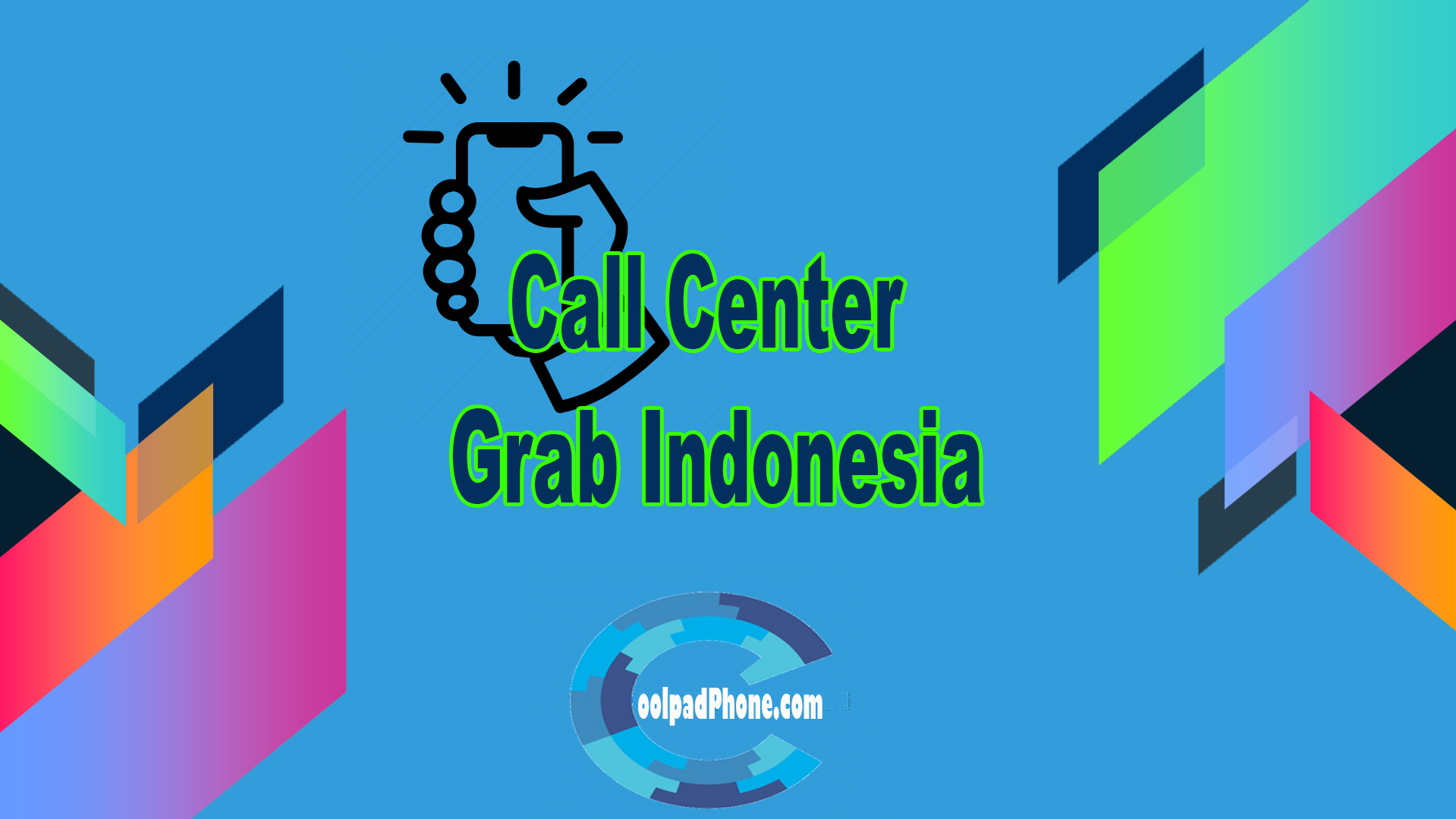 Call Center Grab Indonesia
