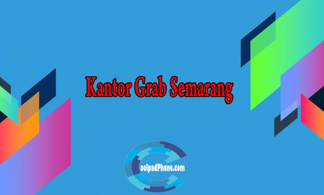 Kantor Grab Semarang