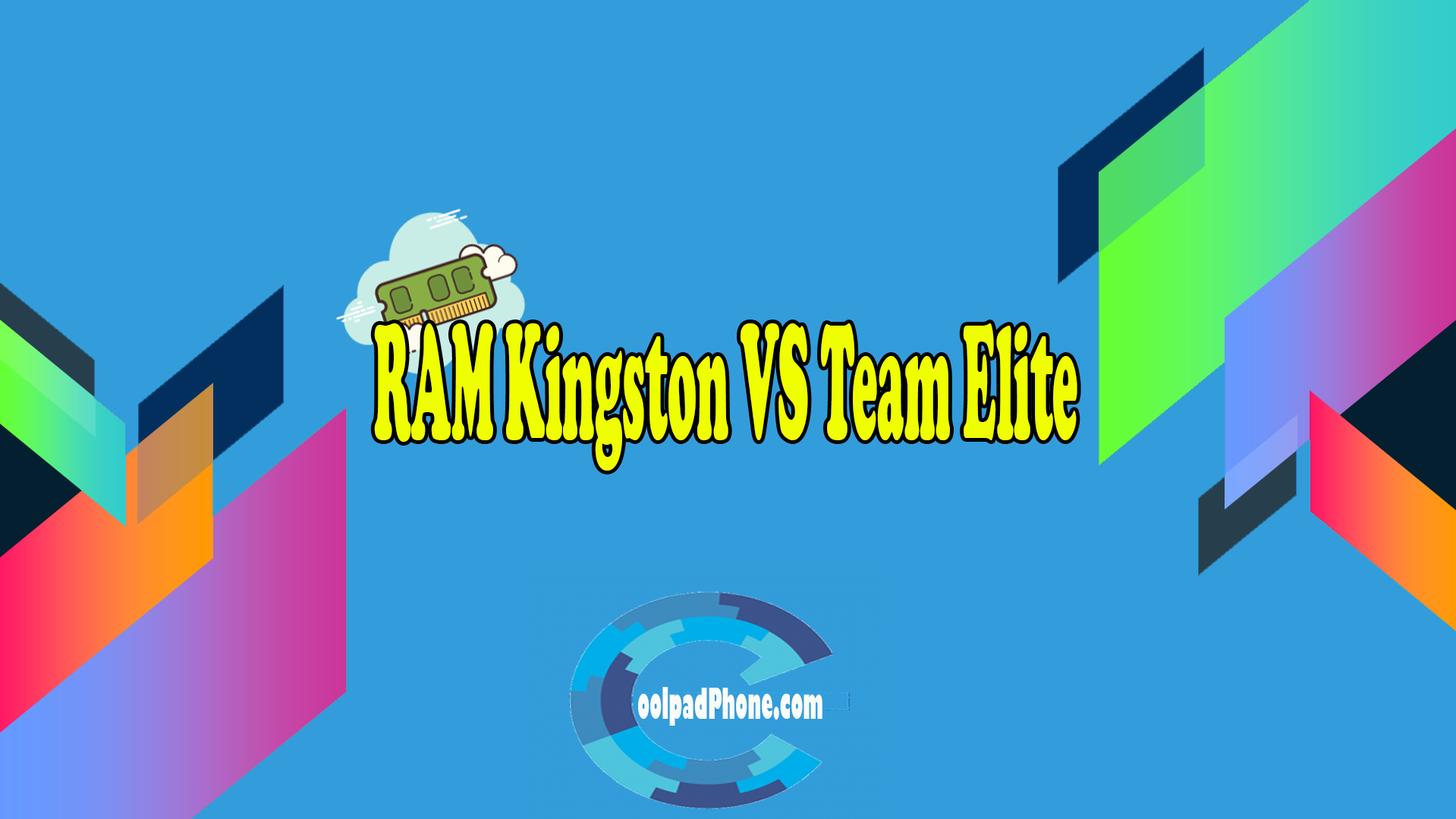 RAM Kingston VS Team Elite