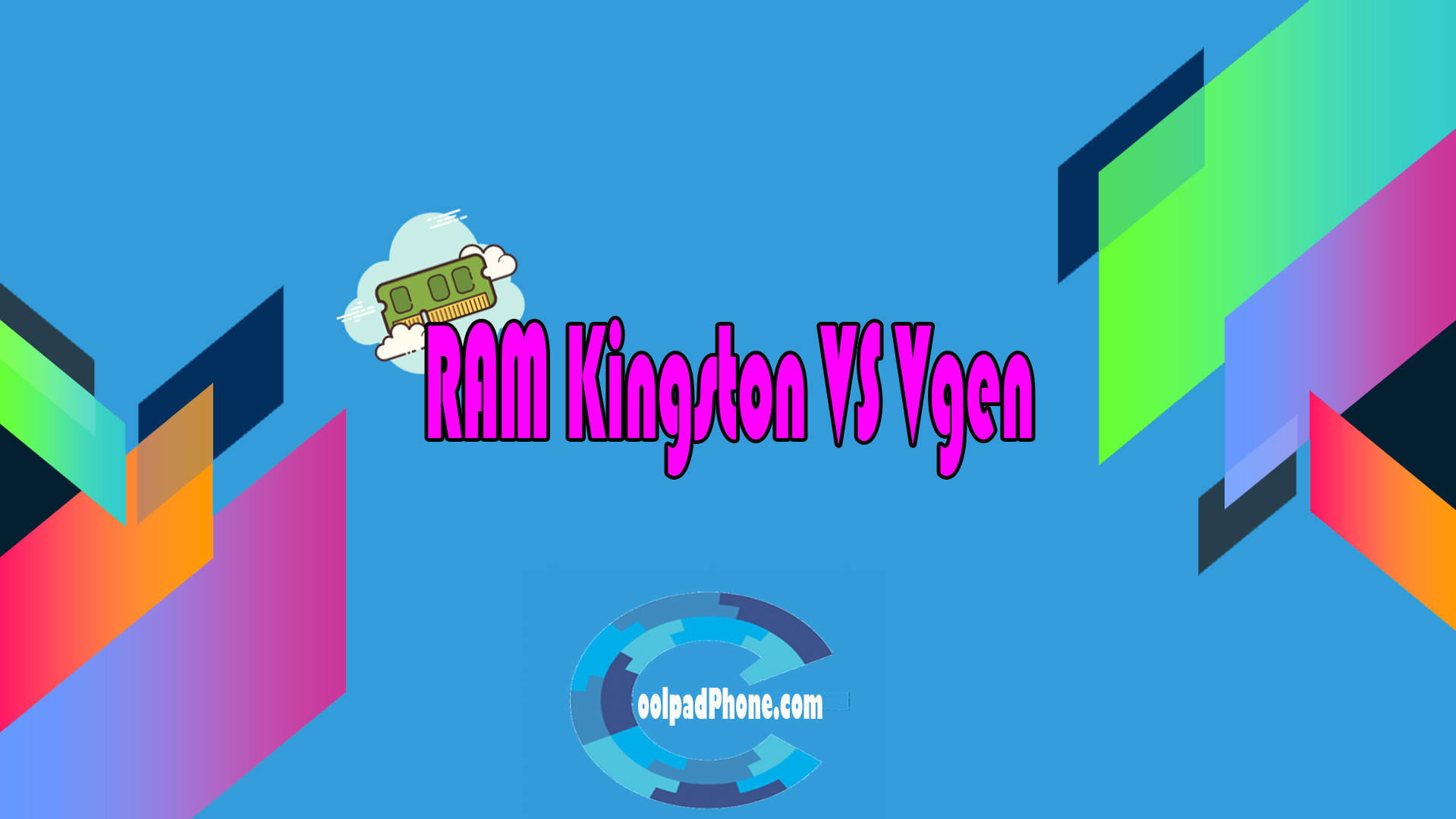 RAM Kingston VS Vgen