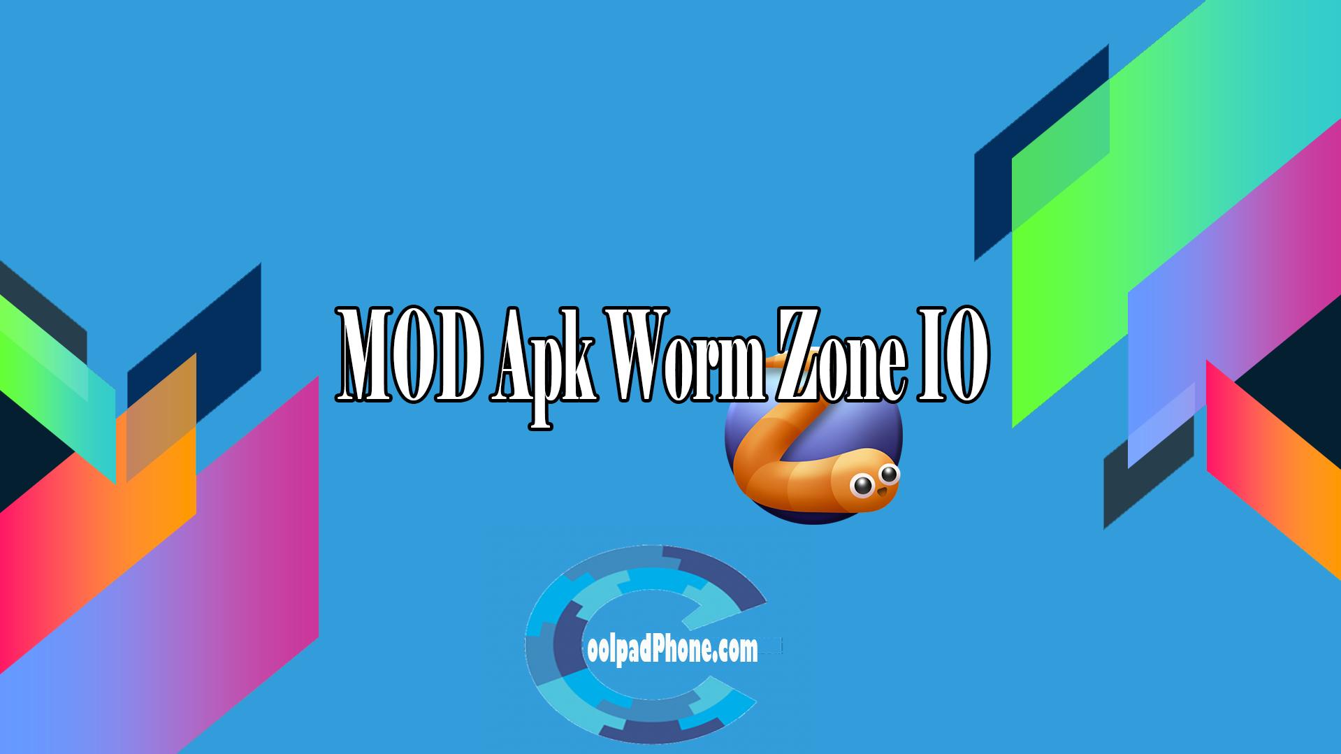 MOD Apk Worm Zone IO