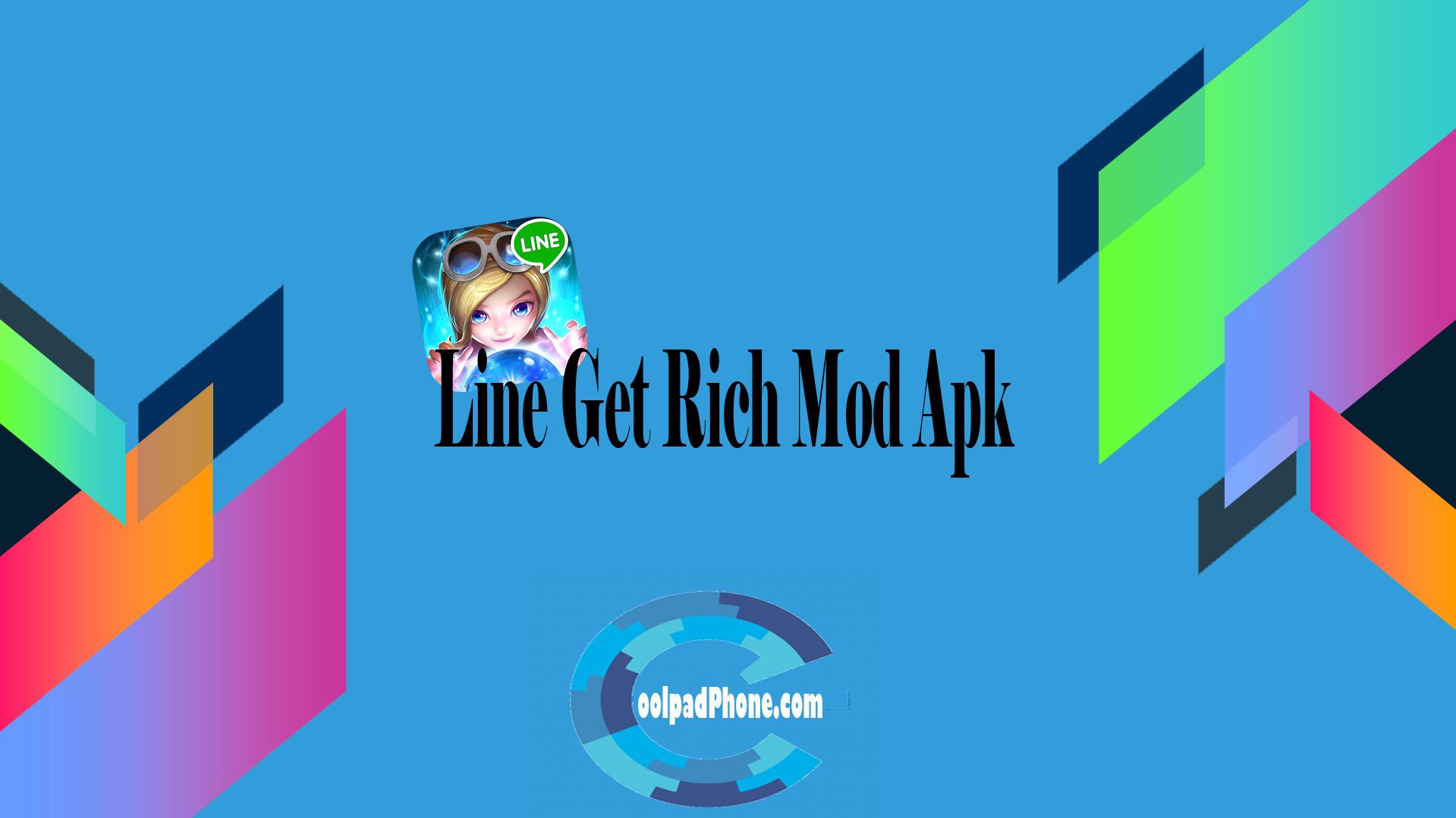 Line Get Rich Mod Apk
