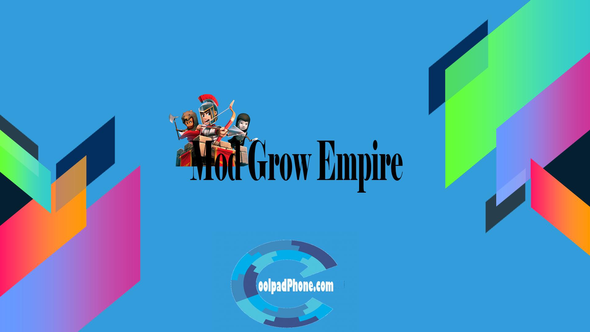 Mod Grow Empire