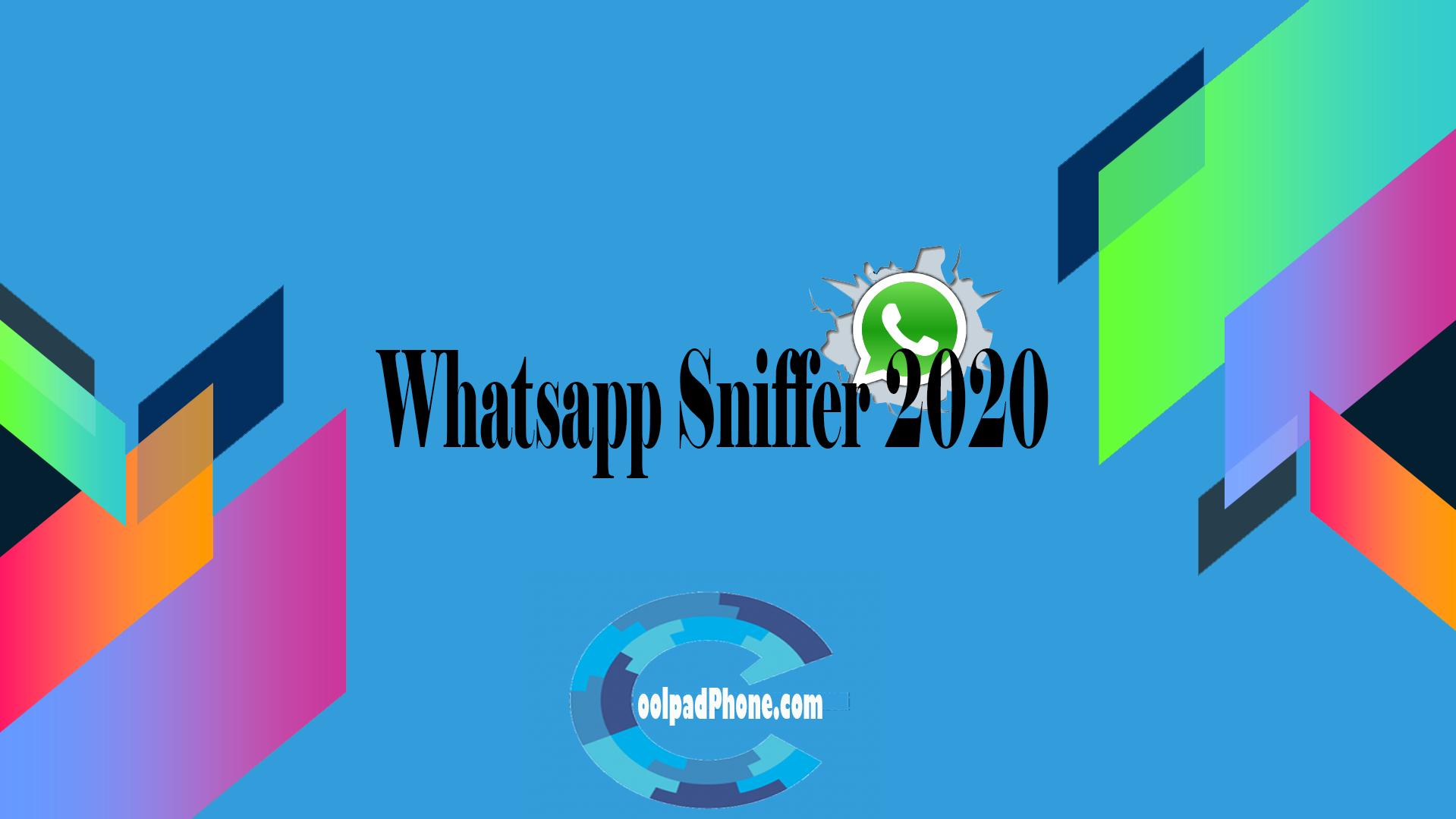 Whatsapp Sniffer 2020