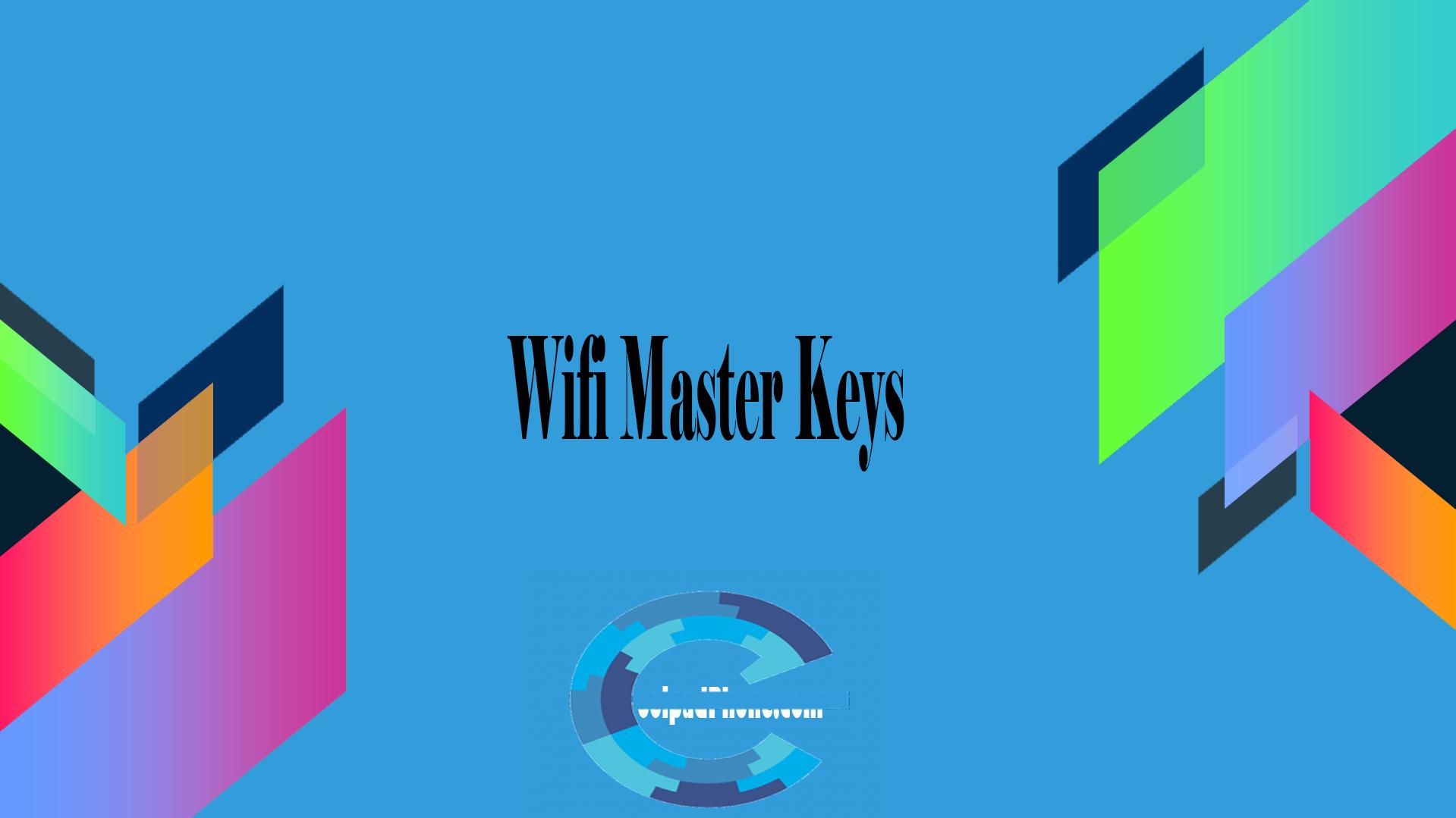 Wifi Master Keys