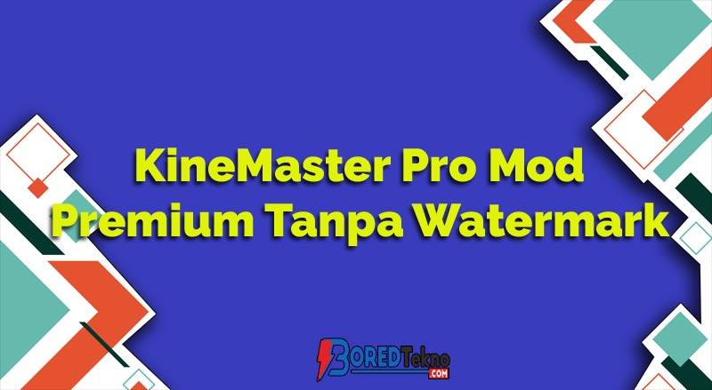 KineMaster Pro Mod Apk (Premium Tanpa Watermark dan Root)